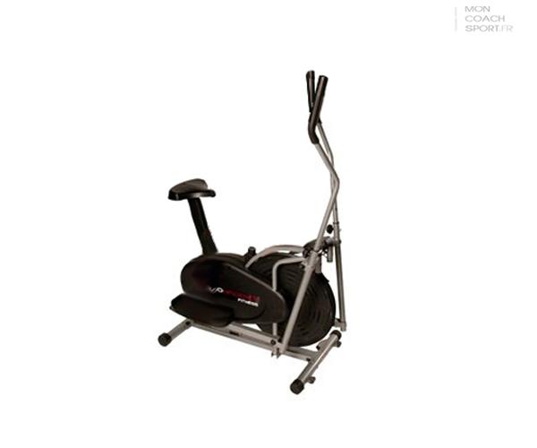 velo d appartement elliptique 2 en 1 le v lo en image. Black Bedroom Furniture Sets. Home Design Ideas