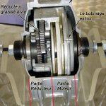 Velo moteur electrique