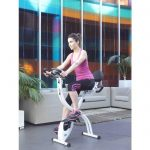 Velo appartement pliable go sport