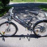 Vélo électrique usagé a vendre
