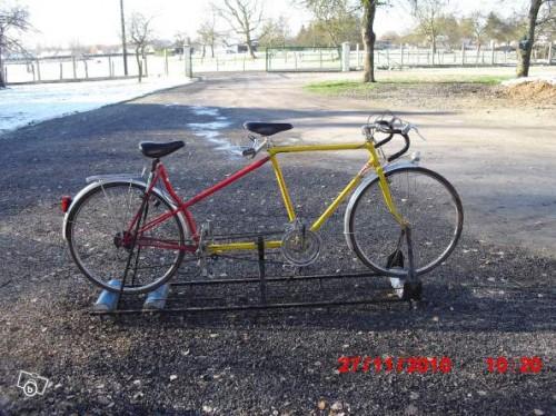 Vélo tandem d occasion