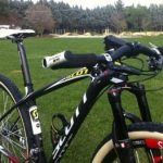 Vtt cross country occasion