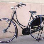 Vélo de ville femme occasion