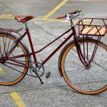 Vélo de ville homme vintage