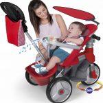 Siège vélo bébé 6 mois
