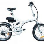 Vélo électrique pliable pas cher