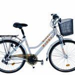 Panier pour vélo femme