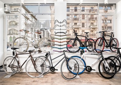 Magasin de bicyclette