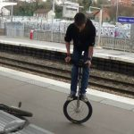 Monocycle paris