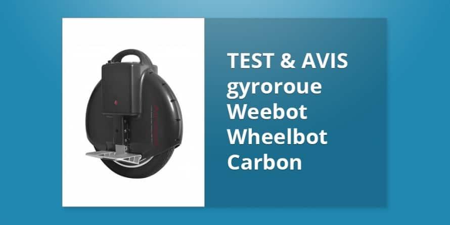 Test gyroroue