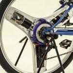 Electrique roue
