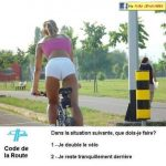 Guidon cyclotourisme