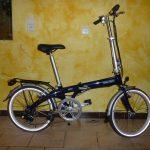 Vélo pliable d occasion