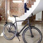 Vélo urbain sportif