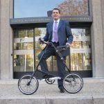 Bicyclette pliable