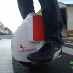 Skate electrique mono roue