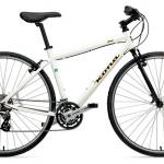 Vélo hybride femme