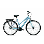 Vélo de ville femme léger