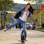 Monocycle electrique comparatif