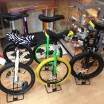 Magasin monocycle