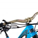 Guidon vtt enduro