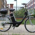 Velo electrique city bike