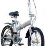 Vélo électrique pliant norauto