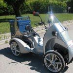 4 roues electrique
