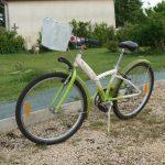 Vélo décathlon fille 24 pouces