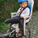 Siège vélo pour bébé