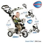 Tricycle evolutif garcon