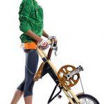 Vélo pliant ultra léger