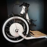 Trottinette electrique une roue