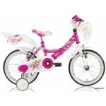 Vélo 14 pouces fille