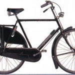 Vélo hollandais batavus