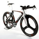 Selle velo route carbone